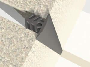 Profil dilatatie  Profile dilatatie pentru perete si tavane 21 P 020 3D 1