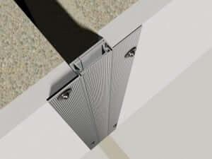 319-050-3D-2  Profile dilatatie pentru perete si tavane 319 050 3D 2