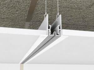 323-030-3D  Profile dilatatie pentru perete si tavane 323 030 3D