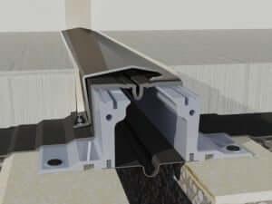 Profil de dilatatie impermeabil  Profile dilatatie cu proprietati de impermeabilizare 500 NcL 3D