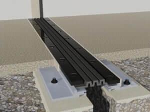 Profil de dilatatie impermeabil  Profile dilatatie cu proprietati de impermeabilizare 501 a 3D