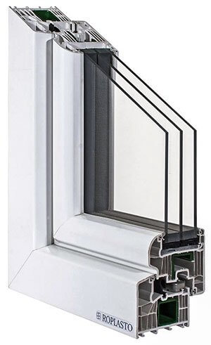 profil roplasto cu 8 camere