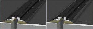Deflex 500Nb 5  Profile dilatatie cu proprietati de impermeabilizare Deflex 500Nb 5
