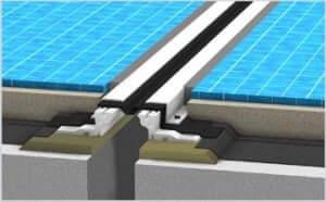 Deflex 500Nb 8  Profile dilatatie cu proprietati de impermeabilizare Deflex 500Nb 8