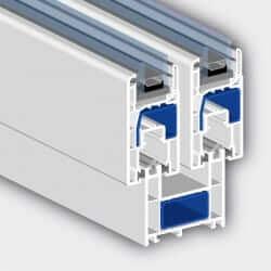 Profil pentru ferestre glisante
