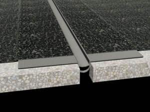 Profil acoperis  Profile dilatatie pentru rosturi acoperis si terase impermeabile Serie51 3D