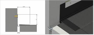 Profil acoperis  Profile dilatatie pentru rosturi acoperis si terase impermeabile profil acoperis1 51