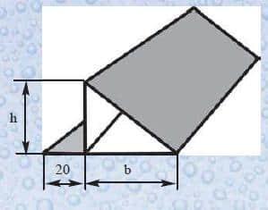 triunghi cofrag cu aripa