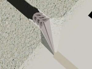profil compresie perete si tavan  Profile dilatatie perete si tavane profil compresie perete si tavan
