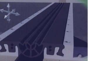 profil de rost dilatatie impermeabil  Profile impermeabile profil de rost dilatatie impermeabil