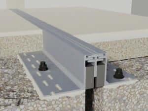 profil dilatatie din aluminiu  Profile dilatatie pardoseli industriale profil dilatatie din aluminiu