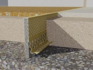 profil dilatatie hale industriale  Rosturi beton profil dilatatie hale industriale