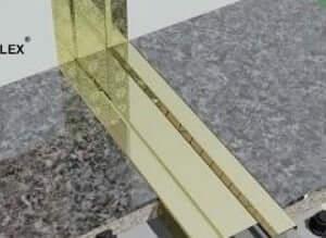 profil dilatatie pardoseala cu protectie decorativa  Profile dilatatie pardoseala profil dilatatie pardoseala cu protectie decorativa