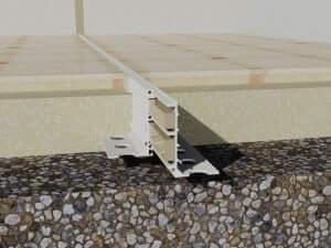 profil dilatatie pardoseala depozite  Rosturi beton profil dilatatie pardoseala depozite