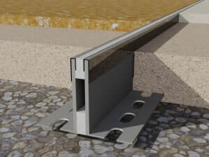 profil dilatatie pardoseli industriale  Rosturi beton profil dilatatie pardoseli industriale