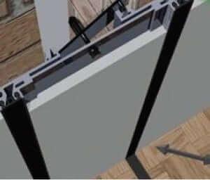 profil rost dilatatie perete si pardoseala  Profile dilatatie perete si tavane profil rost dilatatie perete si pardoseala
