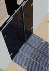 profil rost dilatatie pereti  Profile dilatatie perete si tavane profil rost dilatatie pereti