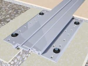 profile de dilatatie din aluminiu  Profile dilatatie pardoseli industriale profile de dilatatie din aluminiu