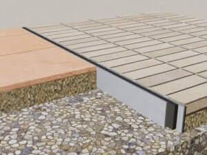 profile de dilatatie pardoseala  Rosturi beton profile de dilatatie pardoseala