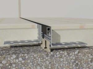 profile de rost spatii comerciale  Rosturi beton profile de rost spatii comerciale