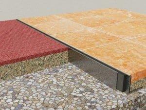 profile pentru rost dilatatie industrial  Rosturi beton profile pentru rost dilatatie industrial