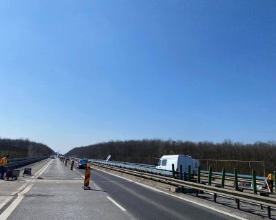 Rosturi dilatatie Autostrada A2